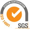 Certificazione Iso 14001 sgs