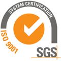 Certificazione Iso 9001-2000 sgs